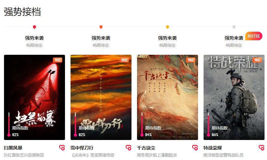 騰訊將上線的8大劇, 楊洋李易峰來襲, 楊紫《餘生》排上號瞭-圖2