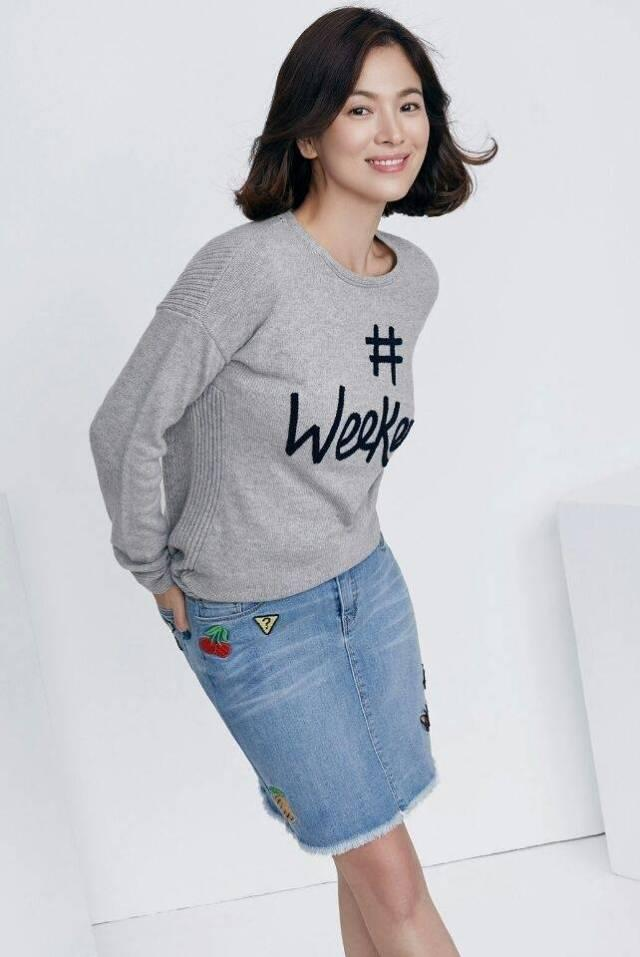 宋慧乔嫁给了爱情最好的样子, 也穿出了最美的模样 5
