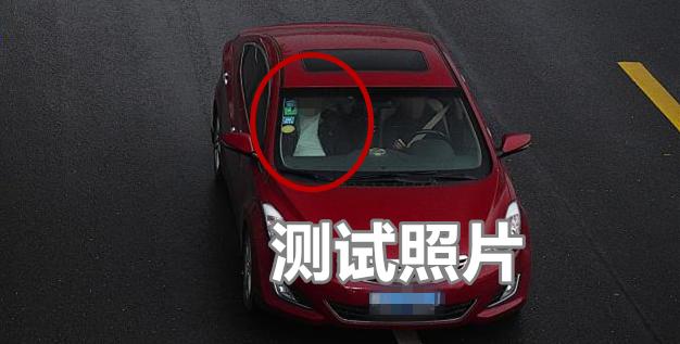 22日起, 鄭州開始抓拍副駕駛不系安全帶!-圖2