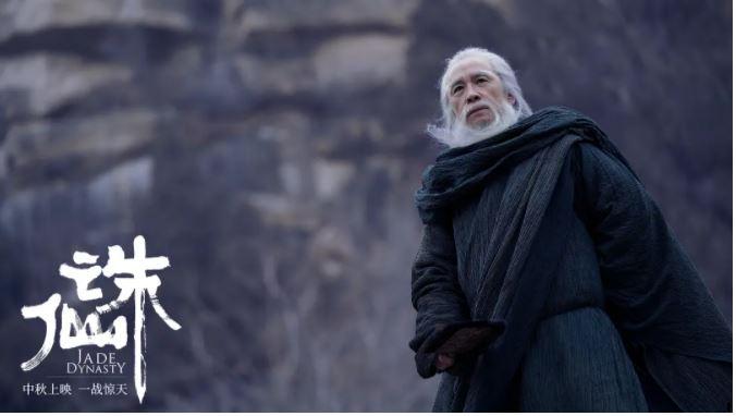 """73歲依然風度翩翩, 薑大衛回應周傑倫神似其""""私生子"""": 他比我帥多瞭-圖13"""