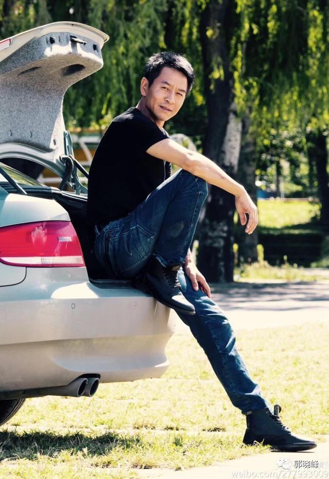 郭晓峰: 我从没想过会这么深深的喜欢上你, 但我还是喜欢上了