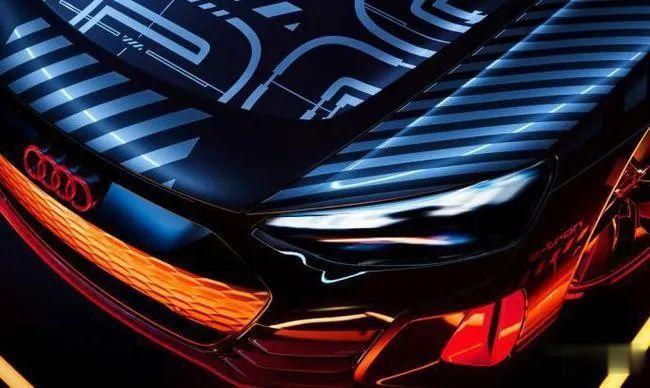 3秒內破百, 奧迪e-tron GT RS將與保時捷Taycan采用同平臺打造-圖17