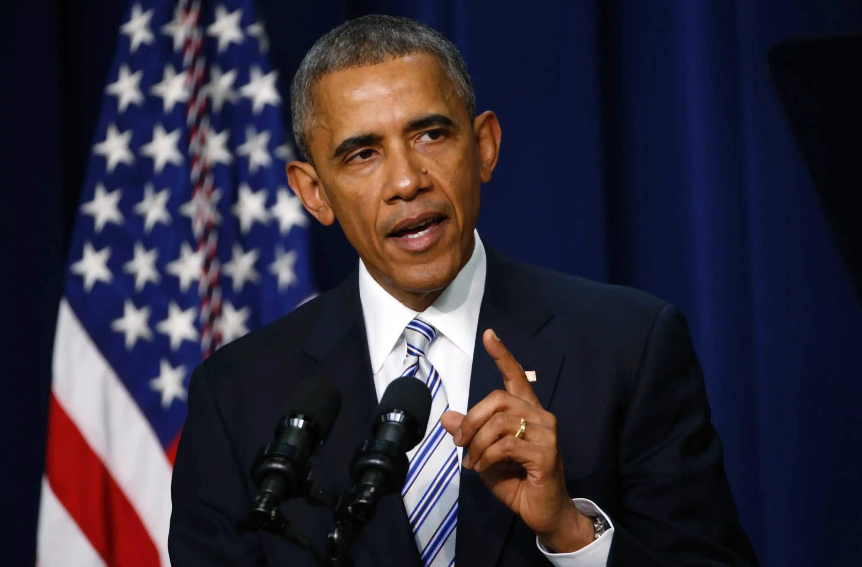 搖擺州選情告急, 奧巴馬罕見登場拉選票, 對陣特朗普優勢明顯-圖2