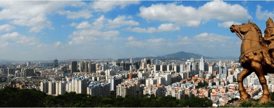 福建最低调的一个城市, 经济连续17年首位