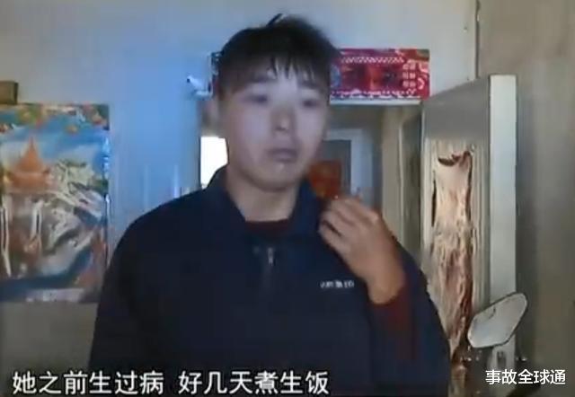 男子暴揍68歲老母, 隻因做飯水加少沒煮熟, 警方介入時還在為兒子求情-圖2