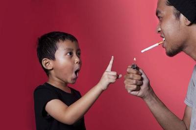 儿子一封亲笔信 爸爸终于成功戒烟
