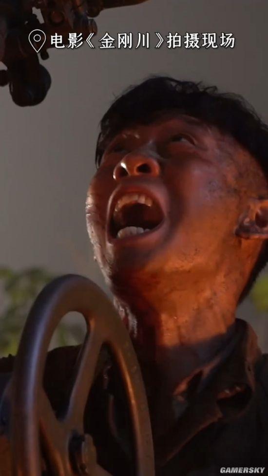 《金剛川》演員張譯拍戲吼到缺氧 全新金剛小隊海報公開-圖8