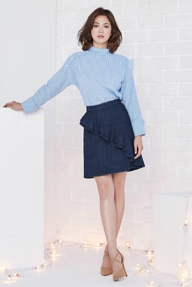 宋慧乔嫁给了爱情最好的样子, 也穿出了最美的模样 2