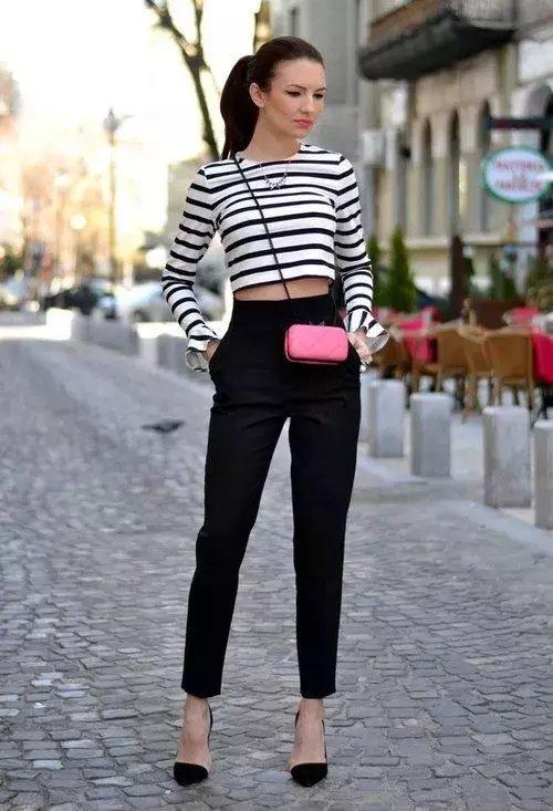 今年秋冬流行不露腿! 有这3条裤子才时髦! 28