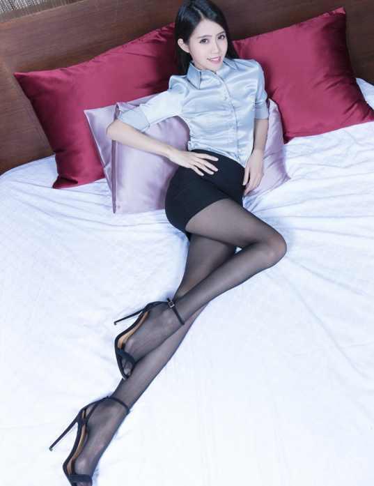 职业女性最爱的包臀裙和高跟鞋搭配原来是这样! 16