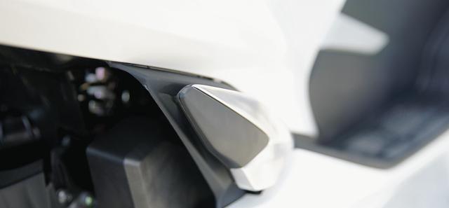 本田最新踏板標桿車, 149CC水冷, 百公裡油耗1.9L, 2.699萬值嗎?-圖27