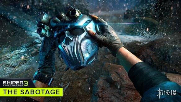 """《狙击手: 幽灵战士3》新DLC""""破坏"""" 最新预告发布"""