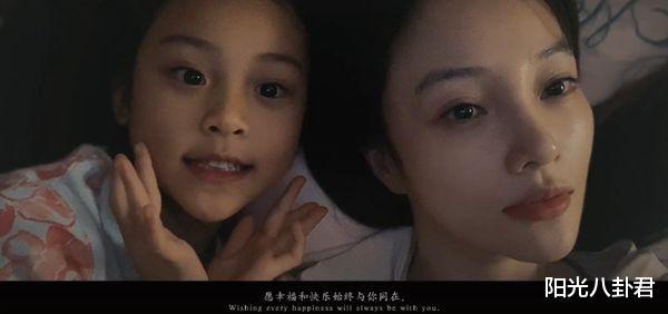 賈乃亮曬父女合影為甜馨慶生, 自豪女兒考雙百分, 前妻李小璐缺席-圖5