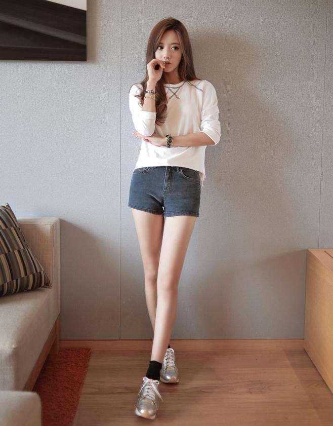 热裤让凸凹身材展露无遗, 穿出时尚秀出魅力 7