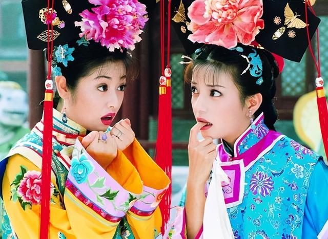 如果不是趙薇堅決反對, 她當年會一直演瓊瑤劇, 成為另一個劉雪華-圖1
