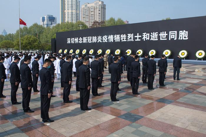 鏡觀中國 | 百年奮鬥 致敬英雄-圖6