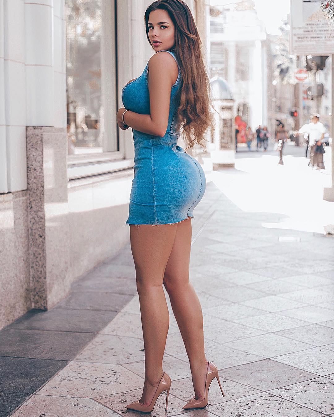 俄羅斯網紅小瑪麗亞, 熱愛健身, 胖中帶瘦, 瘦中有型-圖5