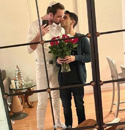 新還珠班傑明向同性男友求婚成功! 曾被曝轉行教瑜伽拍另類電影-圖1
