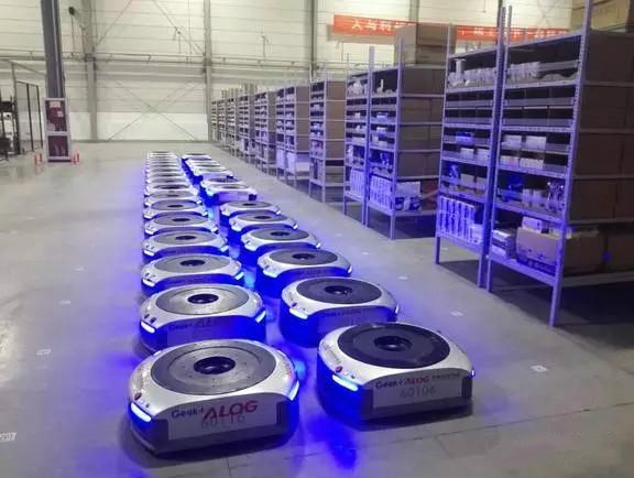 中国机器人公司极智嘉成立日本公司进军日本机器人市场