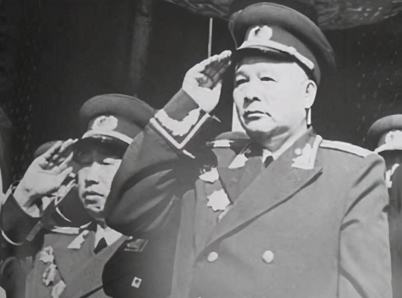 """開國十大元帥十大將中的""""智勇福將""""分別是誰-圖6"""