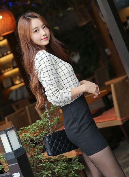 时尚短裙穿出美丽动人身姿, 让你过个舒适清凉 7