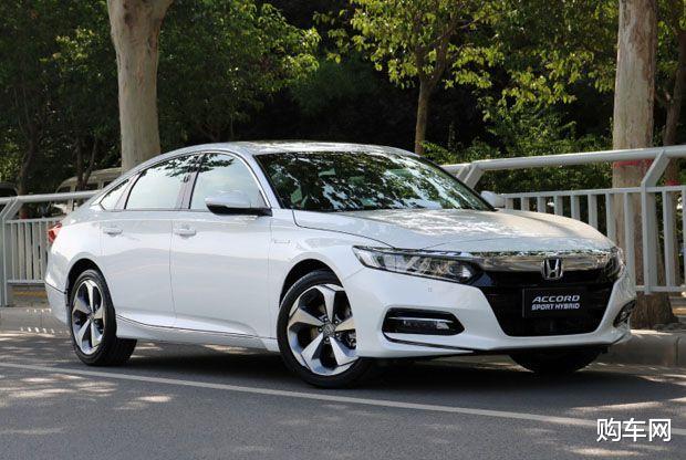 四款18萬左右日系中型車推薦, 配置有高有低, 你會選擇哪款車?-圖2