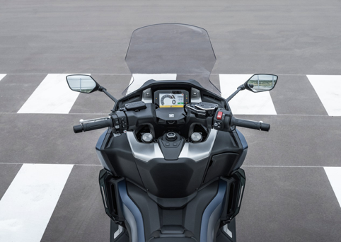58匹馬力、豐富電控, 本田Forza 750歐洲發佈預計售價7萬-圖6