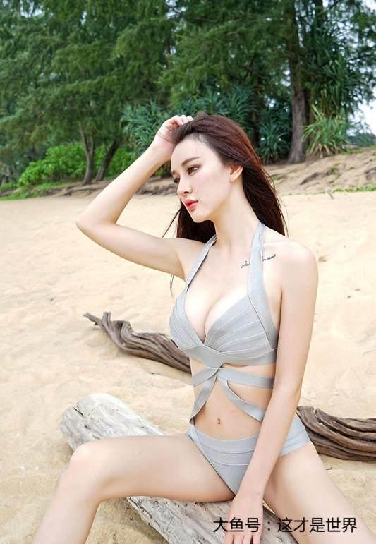 不同的泳衣 相同的时尚 3