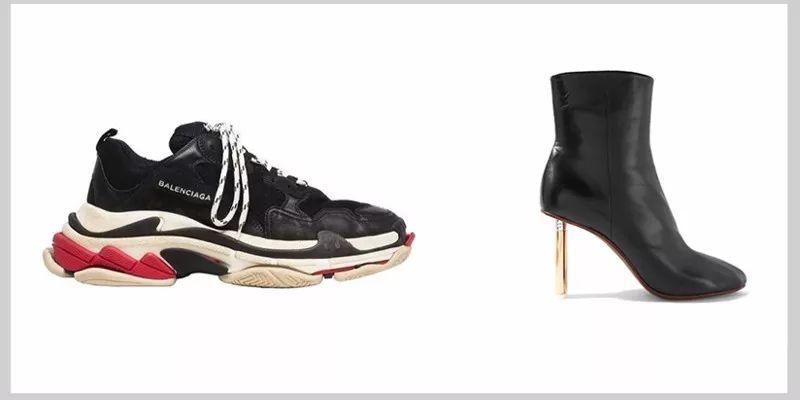 """20年前的""""爸爸鞋""""火了, 明星宇博们都在穿!"""