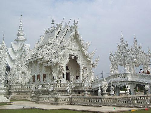 全世界最不可思议的12座寺庙