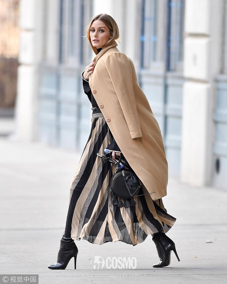 时髦办 | 刘雯的呢子裙何穗的百褶裙, 超模的最爱你也能穿? 16