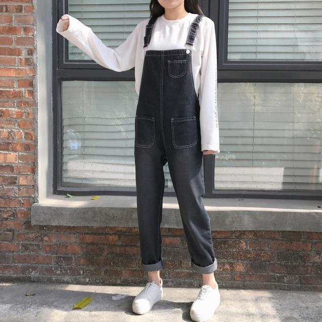 """王子文这""""高低脚""""的时尚连体工装, 不是谁都看得懂, 但确实好看"""