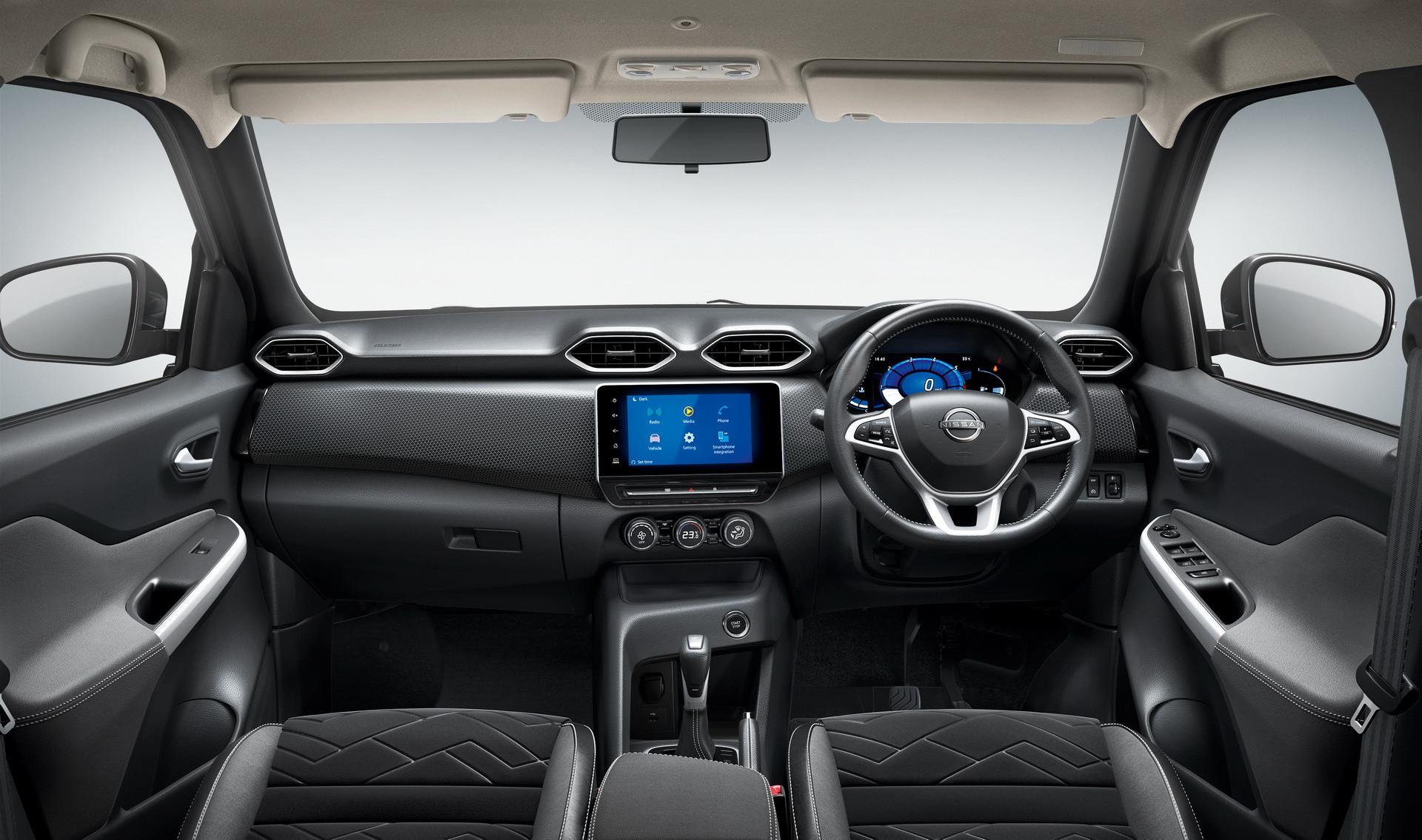 日產迄今為止最小的車型 2021款Magnite-圖4