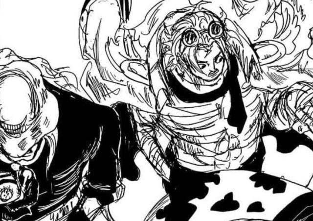 海賊王: 女帝被克比抓獲, 尾田的預言成真! 路飛快救你老婆啊-圖2