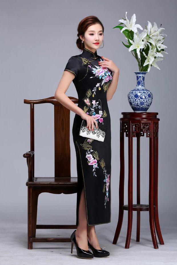 定制旗袍, 中国女人正在时尚! 4