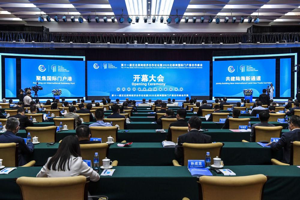 中國-東盟港口深度合作築牢區域經貿穩定器-圖1