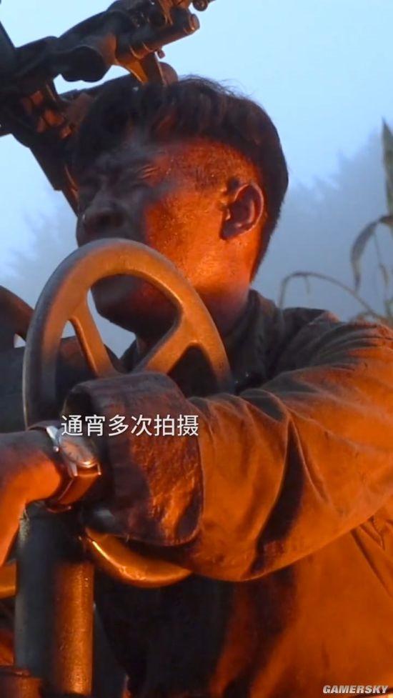 《金剛川》演員張譯拍戲吼到缺氧 全新金剛小隊海報公開-圖10
