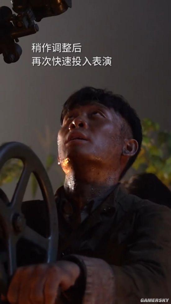 《金剛川》演員張譯拍戲吼到缺氧 全新金剛小隊海報公開-圖13