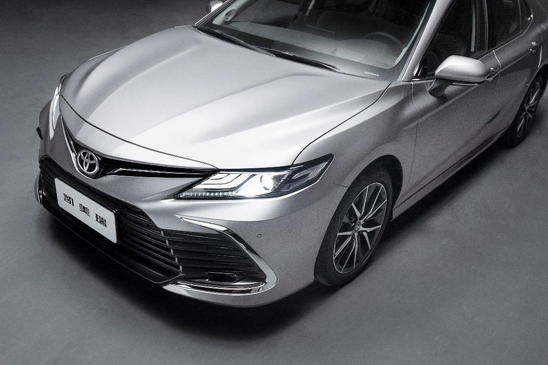 新款凱美瑞正式發佈, 顏值更高/升級車機系統, 2月25日上市!-圖9