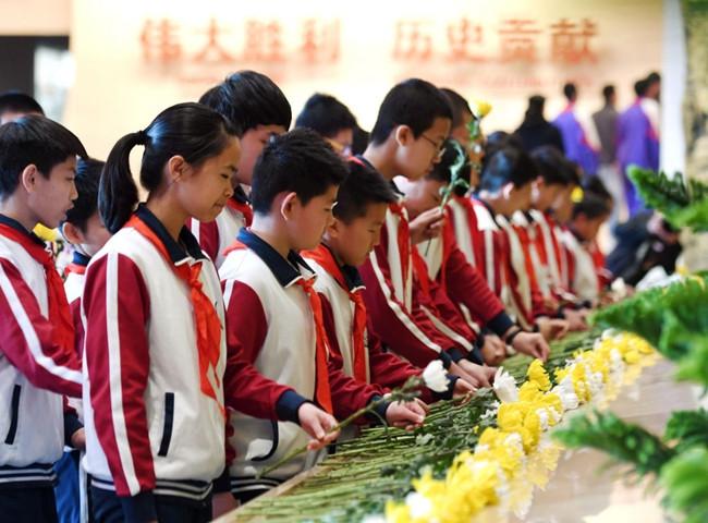 鏡觀中國 | 百年奮鬥 致敬英雄-圖17