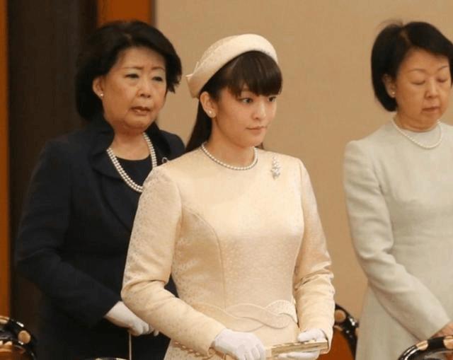 日本天皇女儿, 愿放弃公主地位, 嫁给一个平民!