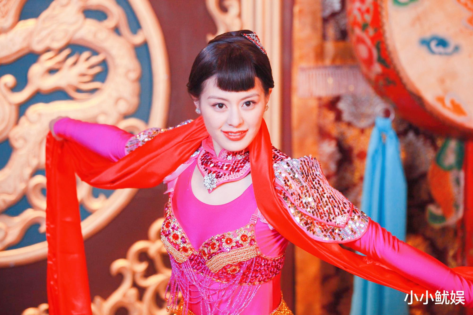 """""""強捧之恥""""? 46部電視劇38次女主, 搭檔胡歌聶遠但就是火不起來-圖9"""