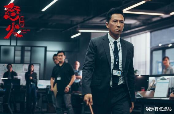 甄子丹表示《怒火重案》票房再高, 也不與謝霆鋒搭檔瞭, 理由超搞笑-圖4