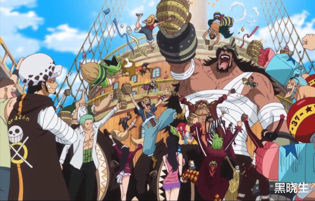 海賊王: 第十人終上船! 三主力設定已崩, 山治退場, 索隆位置堪憂-圖1