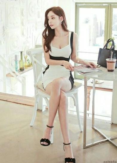 紧身裙魅力显女人味, 优雅迷人 6