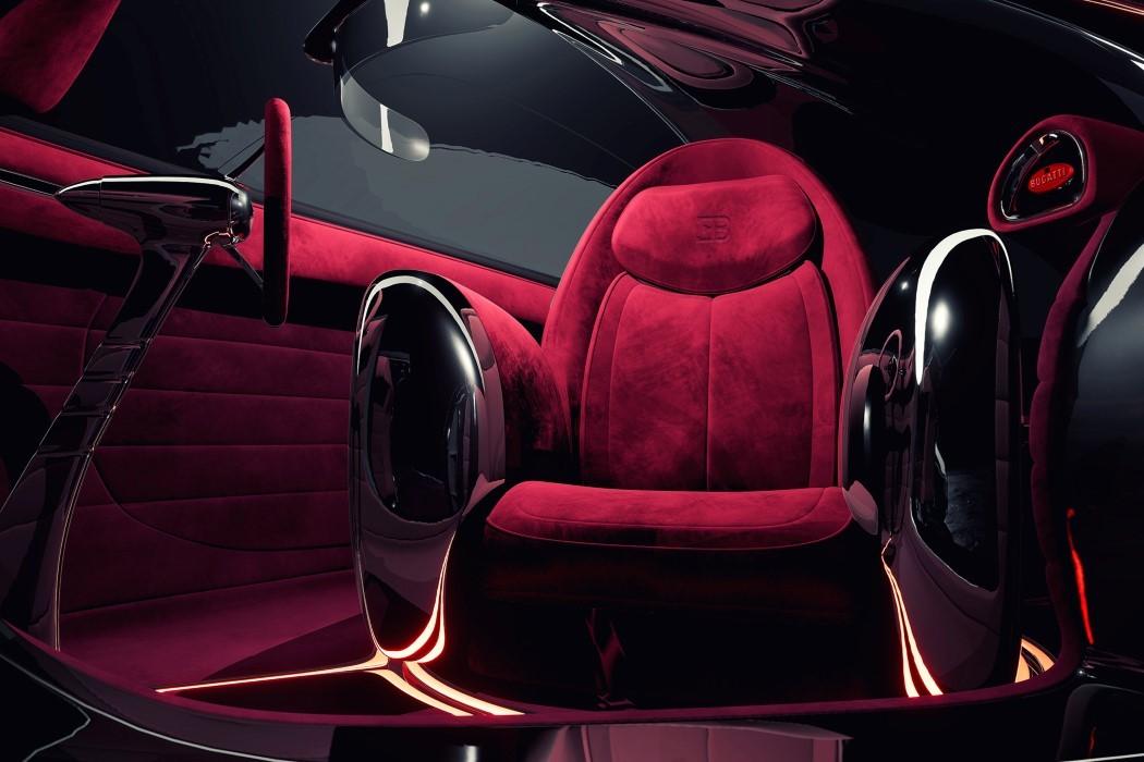 佈加迪發佈Next-57概念轎車, 采用純電驅動, 外形蒸汽朋克范!-圖8
