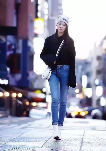 今年秋冬流行不露腿! 有这3条裤子才时髦! 4