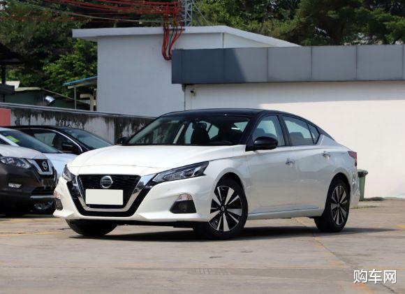四款18萬左右日系中型車推薦, 配置有高有低, 你會選擇哪款車?-圖8