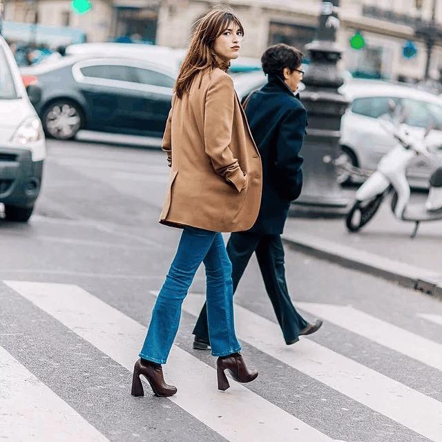 今年冬天穿这显贵的颜色, 保暖又时髦的大衣 17