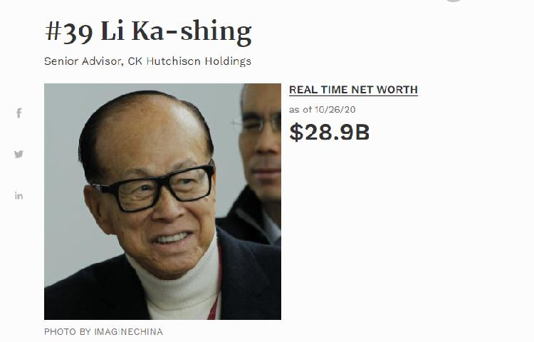 80年老店謝幕!股價年內暴跌70%,李嘉誠又踩雷,一度損失超1200億-圖7